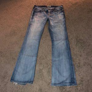 BKE Sabrina women's jeans- 29x35.5
